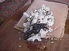 Dresden Porcelain Wall Pocket with Bird 1900