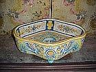 Italian Ceramic  300yr Dish Quartreped