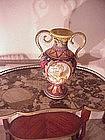 Italian Deruta Ceramic  Vase--100 yrs