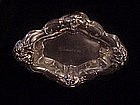Sterling Bonbon Dish signed ca 1940s