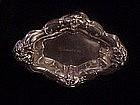 Sterling Bonbon Dish signed ca 1940s