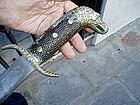 American/Mexican Eagle Head Sword 1900 Sgnd