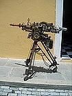 Australian  Sculpture AAA Gun WWII Attr R. Klippel