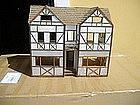 Tudor Style Doll House 1930s