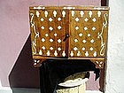 Islamic Camel Bone Compendium Box ca1900