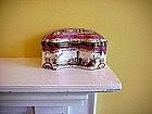Samson Porcelain Box--19th century