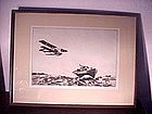 American Etching-C. Moorepark-Ship&Planes