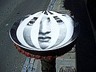 Two Italian Fornasetti Plates