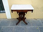 American Victorian Eastlake side Table ca 1880