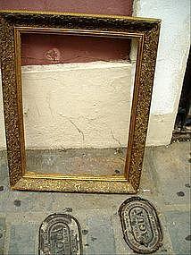 Gold Leaf Frame ca 1920s