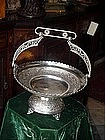 Silver-Plate Fruit Basket-Simpson/Hall/Miller