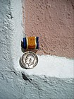 English WWI Silver Medal Decoration