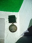 English WWI  Minted Silver Decoration/Medal Geo Vth