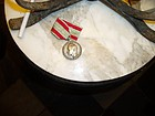 German Imperial Silver Medal Bravery WWI  Hessian