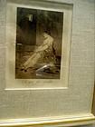 19thc Spanish Goya Print -Los Capricios