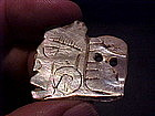 Classic Mayan Mother-of-Pearl Figurine C300-900AD