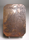 Finely Carved Chinese Rectangular Stone Seal