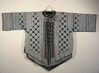 Remarkable Chinese Minority Tribe Batik Jacket and Vest