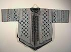 Remarkable Chinese Minority Tribe Batik Jacket and Vest