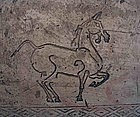 Rare, Museum Quality Han Dynasty Architectural Tile