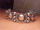 VINTAGE WILLIAM SPRATLING 980 SILVER BRACELET