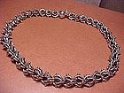EARLY ANTONIO PINEDA STERLING NECKLACE