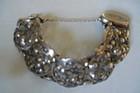 KALO Arts & Crafts Sterling  Bracelet Acorns & Oaks