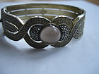 Art Deco Theodor Fahrner Germany Sterling Bracelet