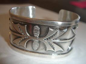 Wiener Werkstatte Austria  Sterling Silver  Bracelet
