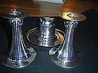 DAVID ANDERSEN Norway Sterling Silver Arts & Crafts Set