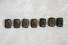 Hector Aguilar Taxco Mexican Sterling Silver Buttons-7