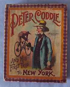 McLoughlin Peter Coddle Trip New York Game