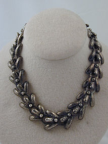 Rebajes Steel Multi-Link Necklace