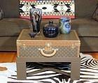 Louis Vuitton Coffee Table Trunk - Beautiful!