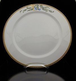 "Hermes ""Toucans"" Moustiers Round Serving Platter"
