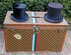 Louis Vuitton Top Hat Trunk