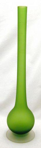 Carlo Moretti  Murano Pencil-neck Vase for Rosenthal-Netter