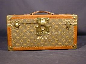 Louis Vuitton Train Case