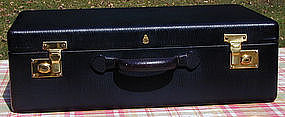 Mark Cross Handled Suitcase