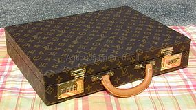 Louis Vuitton Monogram Briefcase