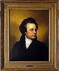 Rembrandt Peale(1778-1860)Dr. J.W. Francis