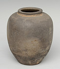 Han Chinese Pottery Jar
