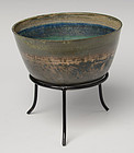 12th Century, Angkor Vat, Khmer Bronze Bowl