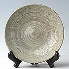 Sukhothai period, Sankampaeng Green Glazed Plate
