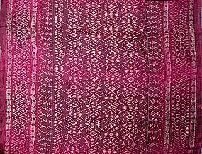 Early 20th Century, Long Classical Laos Silk