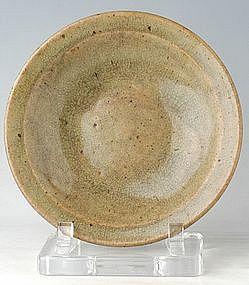 15th Century, Burmese Celadon Dish