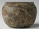 12th Century, Khmer Bronze Bowl