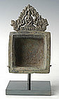 Khmer Bronze Container