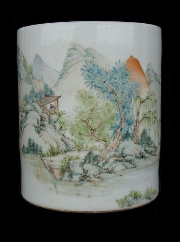 Qianjiang Brush Pot