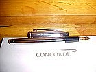 BRITISH AIRWAYS CONCORDE CROSS TOWNSEND FOUNTAIN PEN